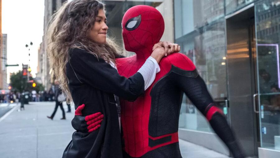 Zendaya e Homem-Aranha