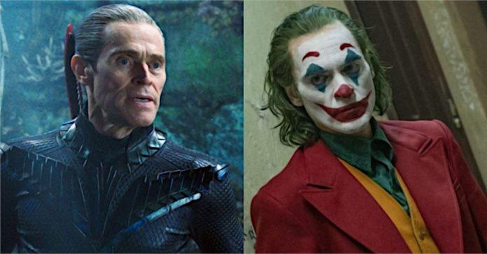 Ver Creepy Joker de Willem Dafoe para 'The Batman' de Robert Pattinson