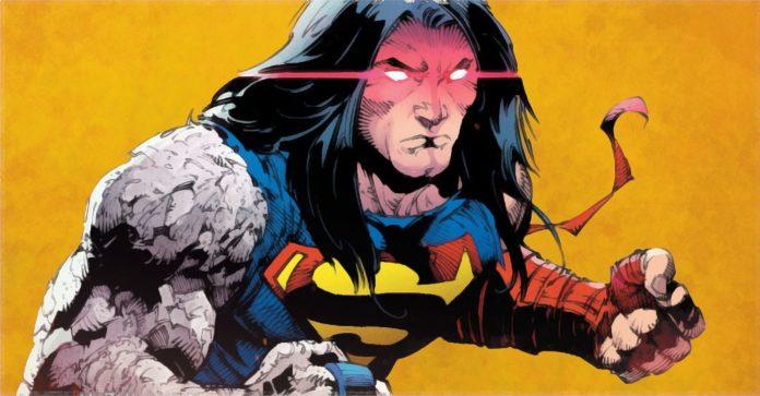 Superman: Death Metal dá ao Homem de Aço uma transformação RADICAL