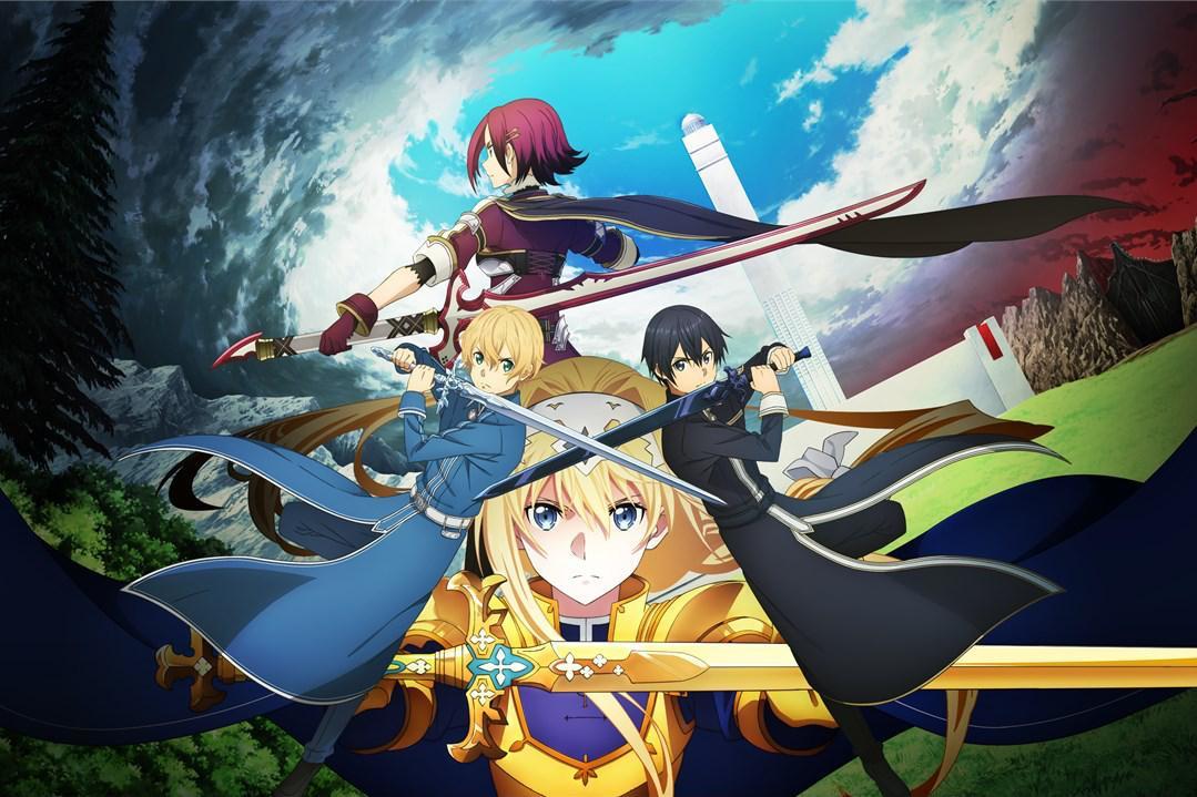 Por que Alicization é o melhor arco online de Sword Art Online