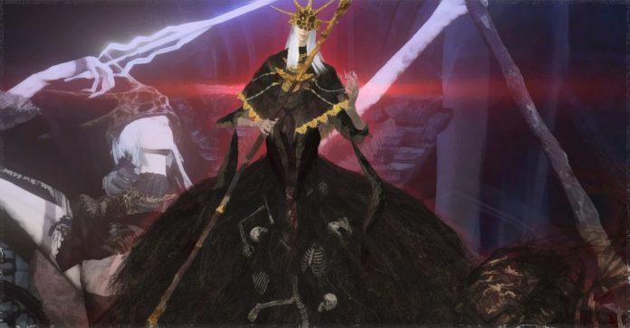 Dark Souls Anatomy: Aldrich Devorador dos Deuses é mais do que uma poça de gosma