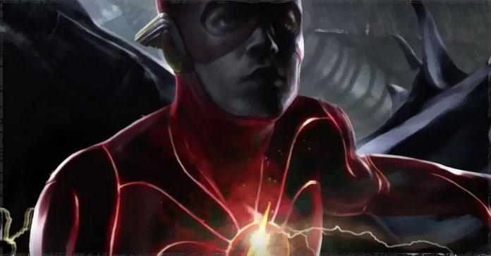 O Flash: o novo traje de Ezra Miller feito pelo Batman revelado em uma impressionante arte conceitual