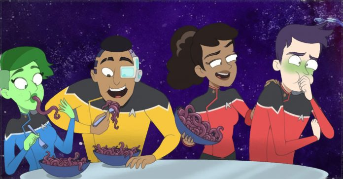 Star Trek: Lower Decks provoca uma importante história de amor entre Mariner e [SPOILER]