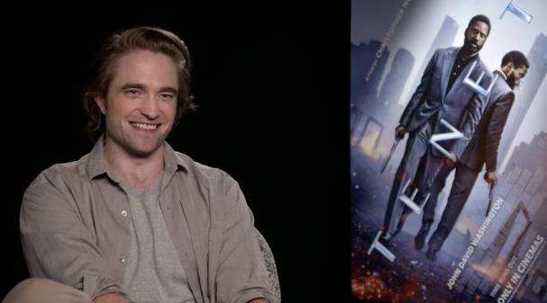 Tenet Stars Robert Pattinson, John David Washington, And Elizabeth Debicki Tell Us Their Favorite Video Games