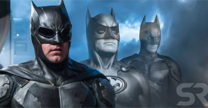 Ben Affleck está quebrando um recorde de ação ao vivo do Batman