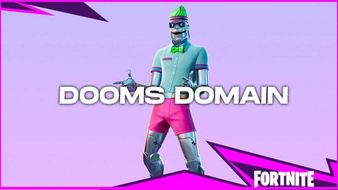 Fortnite Capítulo 2 Temporada 4: Como Eliminar Doctor Doom no Doom's Domain - Localização, como e mais!