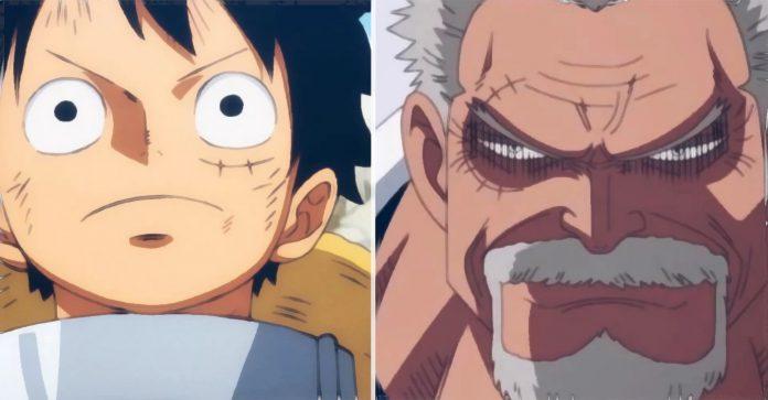 One Piece: 5 Personagens que IRÁ SUPERAR Garp (e 5 Que Não)