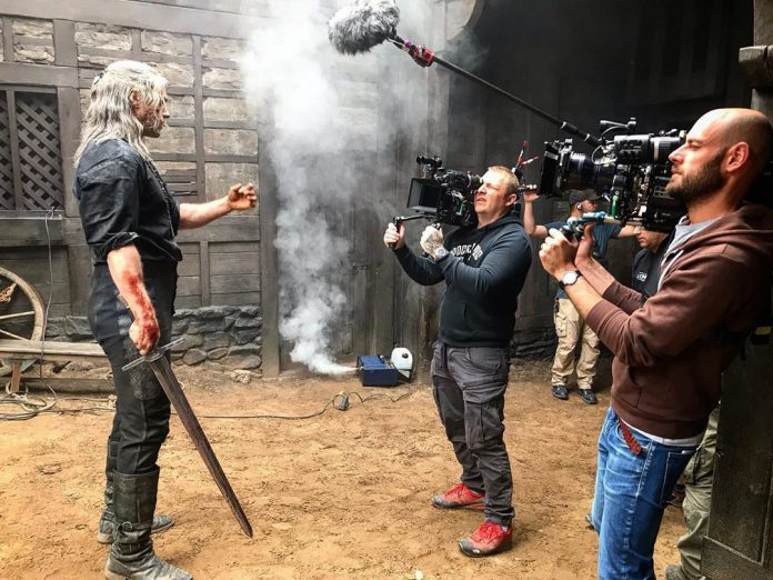 The Witcher: Making Of -Netflix