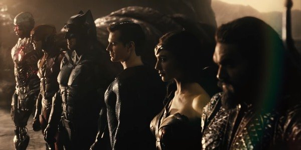 LigadaJustiça de Zack Snyder na HBO Max
