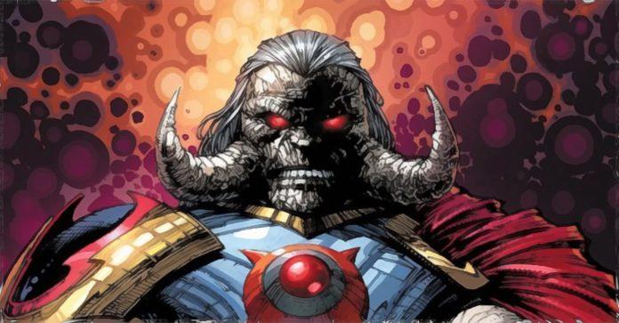 Dark Nights: Variantes do Death Metal apresentam um Darkseid com presas e um flash de bateria