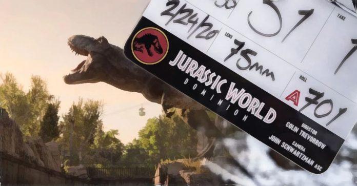 Fotos do Mundo Jurássico 3 revelam um olhar sobre os novos dinossauros horripilantes