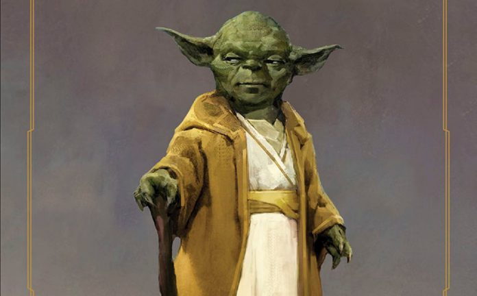 Primeiro olhar para um jovem Yoda de Star Wars: The High Republic