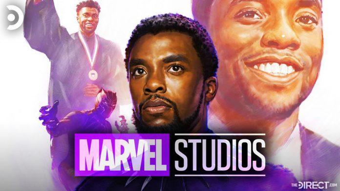 Marvel Studios lança arte em homenagem a Chadwick Boseman estrela de Panteras Negra