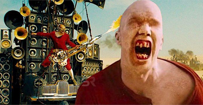 Mad Max: Quem é o guitarrista do Mad Max: Estrada da Fúria? Origens e ator explicado