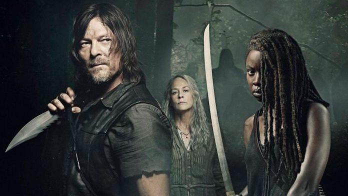 The Walking Dead está chegando ao fim