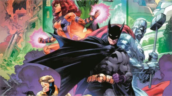O evento DC's Generations está finalmente tendo um início adequado em janeiro, mas aparentemente reinventado em Generations: Shattered # 1, um single de 80 páginas com preço de $ 9,99 no Brasil ainda não tem previsão de lançamento.