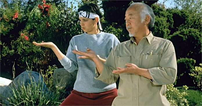 Pat Morita era a última pessoa que os produtores de Karate Kid queriam como Sr. Miyagi