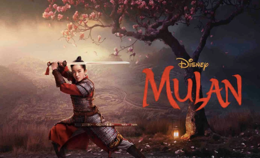 Mulan censurado para a China
