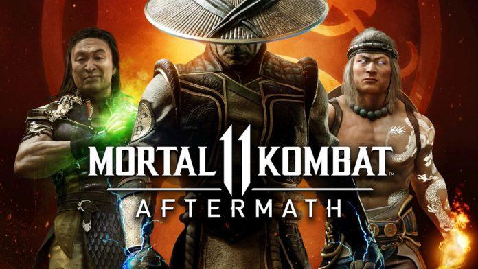 ATUALIZAÇÃO: Fãs de Mortal Kombat preocupados com o vazamento de um novo Relato