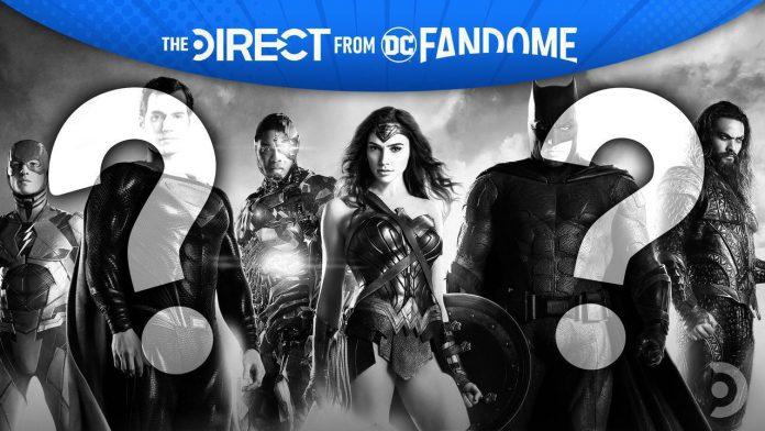 Liga da Justiça: Snyder Cut aparentemente obtém novo título oficial