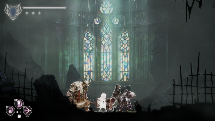 Ender Lilies: Metroidvania japonesa com bela animação 2D chegando ao PC, consoles antes do fim de 2020