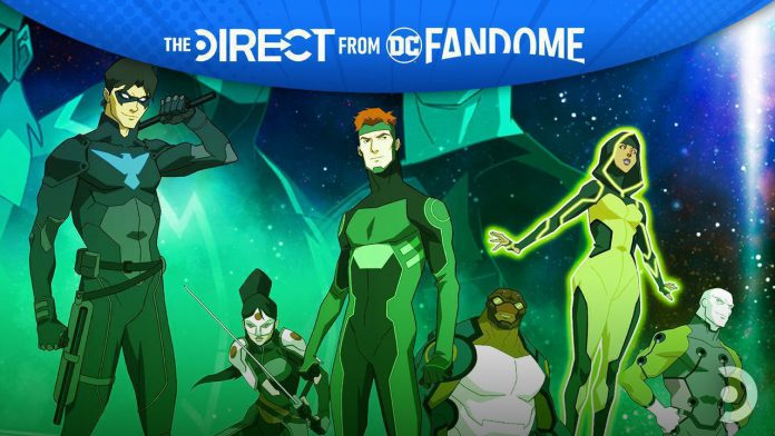 Temporada 4 de Young Justice é anunciada e recebe título oficial