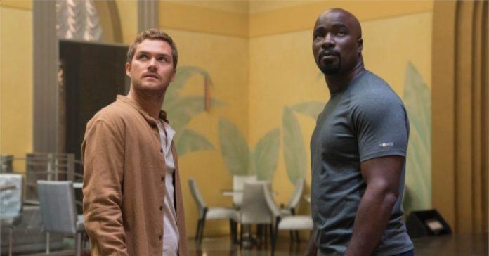 'Luke Cage' e 'Punho de Ferro' retornam aos estúdios da Marvel em um mês