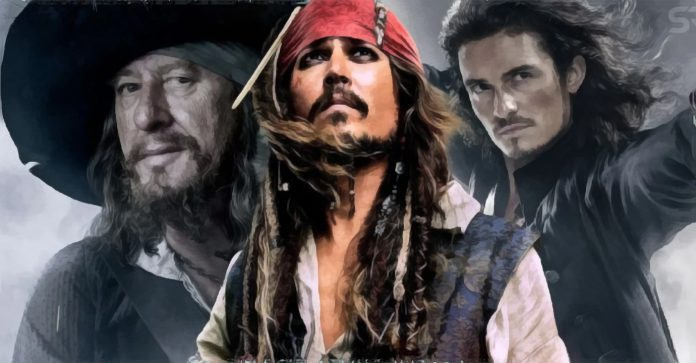 Piratas do Caribe: os 4 capitães do Pérola Negra explicados