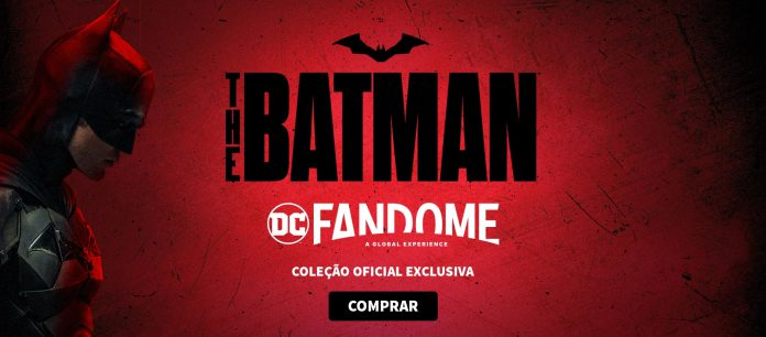 Novo pôster do Batman com Robert Pattinson como o Cavaleiro das Trevas