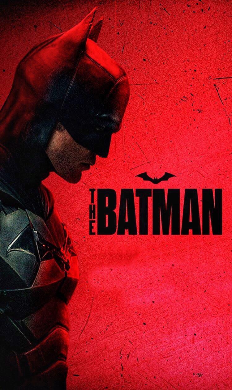 Novo pôster do Batman com Robert Pattinson como o Cavaleiro das Trevas 1