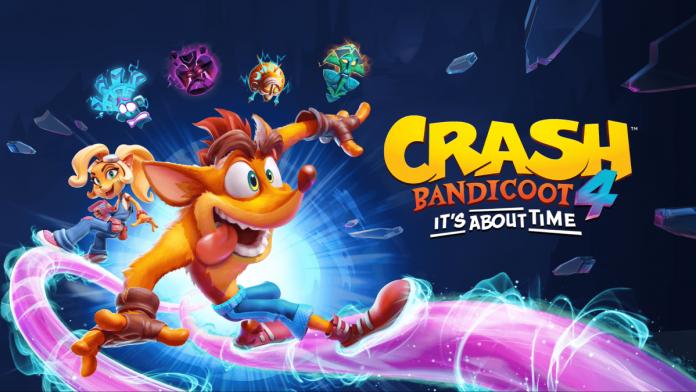 Demo de Crash Bandicoot 4 chega hoje para jogadores digitais em pré-venda