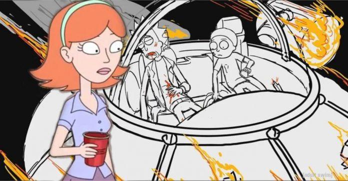 Rick e Morty: Promo da 5ª temporada e suas revelações