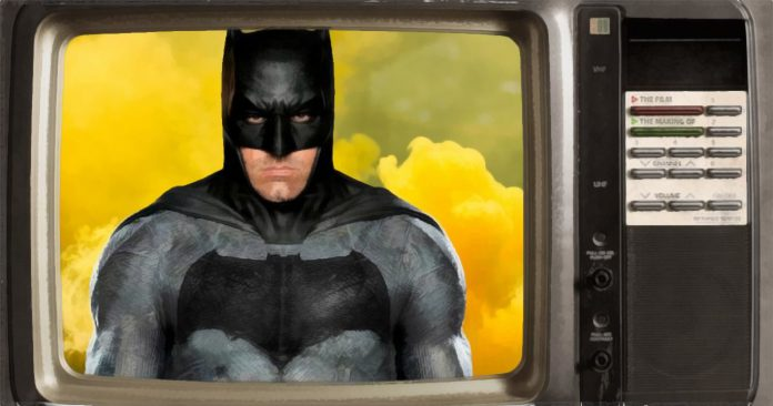 HBO Max quer Ben Affleck para o novo programa de TV do Batman?