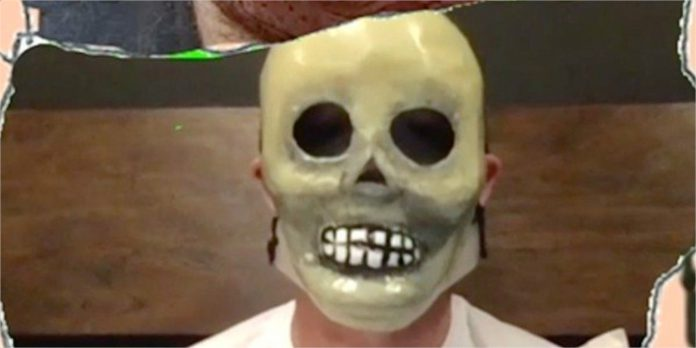 Corey Taylor do Slipknot vai Adult Swim para falar sobre o uso de máscaras durante o COVID é o pico de 2020