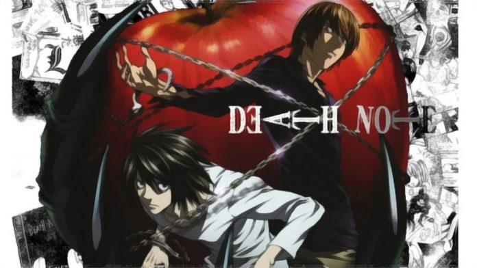 Anime ao estilo de 'Death Note'