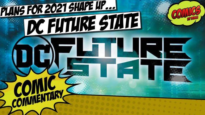 DC Future State Publisher anuncia novo evento para o início de 2021