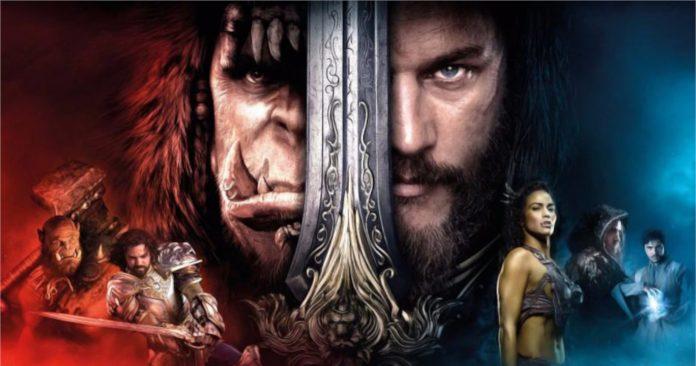 Warcraft 2 diz que está acontecendo pela Legendary Pictures