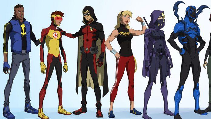 Produtor de Young Justice: Phantoms fornece uma atualização sobre o progresso da 4ª temporada