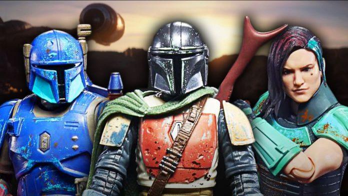 Star Wars revela oficialmente seus novos action figures produzidos pela Mando Mondays