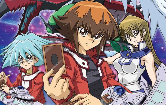 Yu-Gi-Oh! GX - The Duel Academy oferece uma educação de prestígio