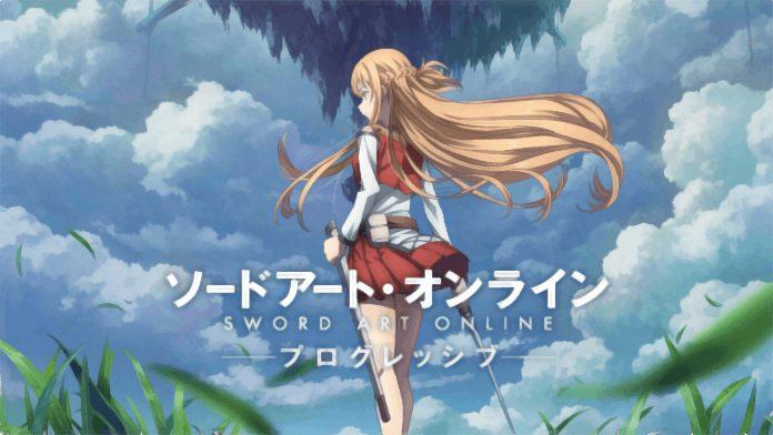 Anunciada a adaptação para anime de Sword Art Online: Progressive