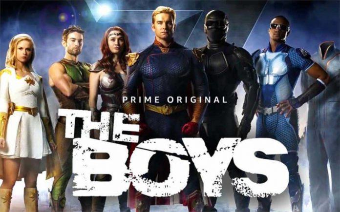 Spinoff de 'The Boys' em desenvolvimento na Amazon após o lançamento massivo da 2ª temporada