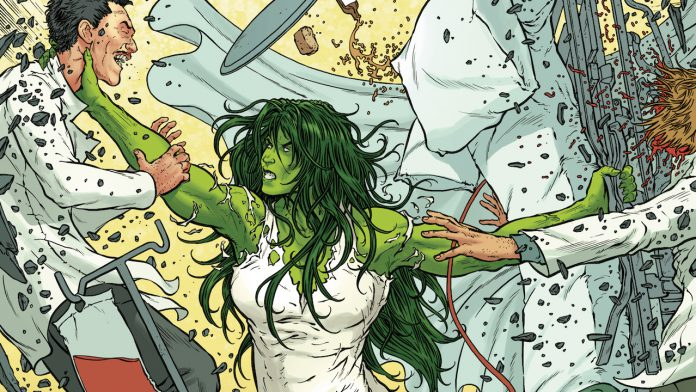 Todas as vezes que a Marvel matou a Mulher-Hulk nos quadrinhos