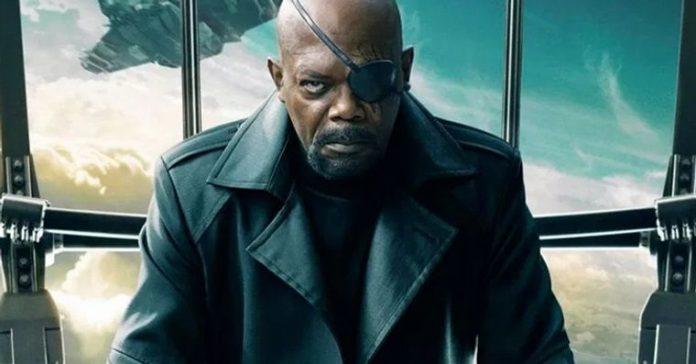 Samuel L. Jackson interpretará Nick Fury em uma nova série da Marvel para a Disney +