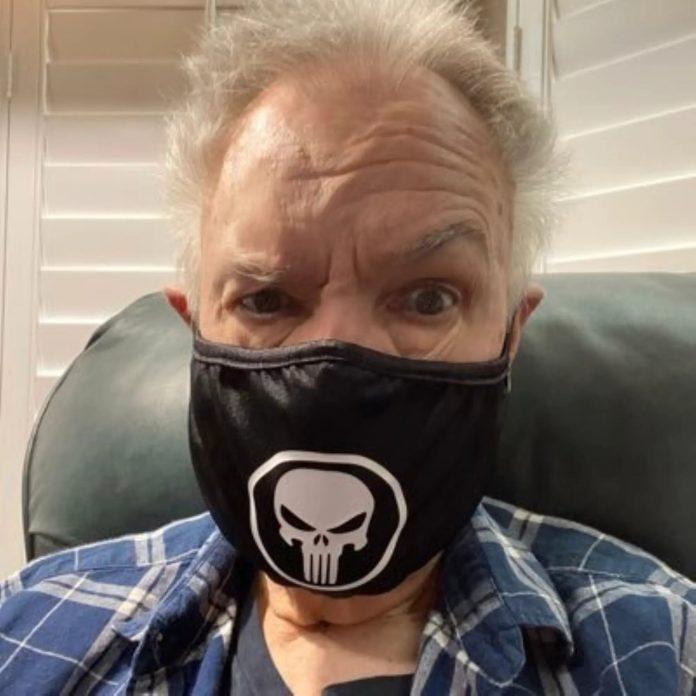 O criador do Punisher o Justiceiro Gerry Conway