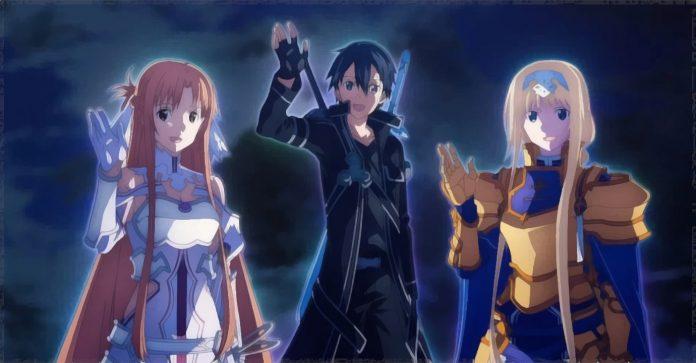 Sword Art Online: War of Underworld's Ending - Kirito e Asuna e Alice descobrem um novo mundo