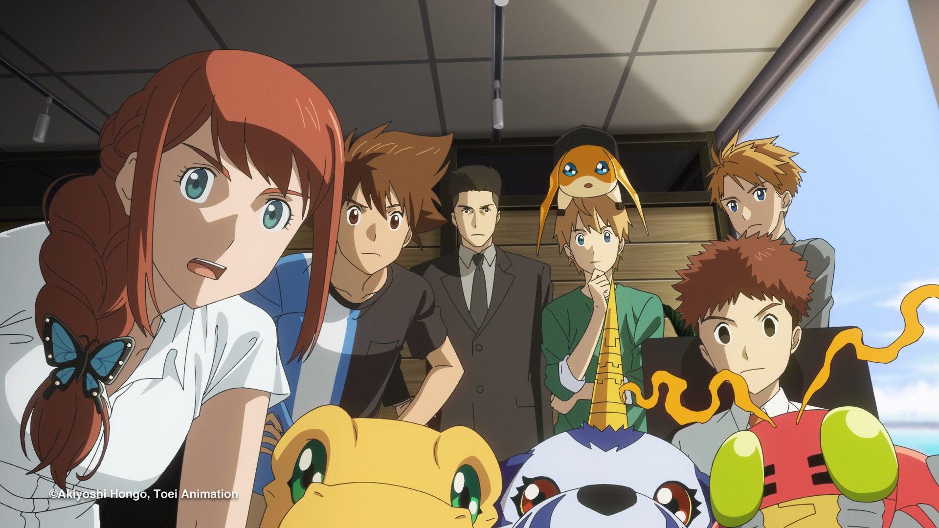 Digimon Adventure: Última Evolução Kizuna 1