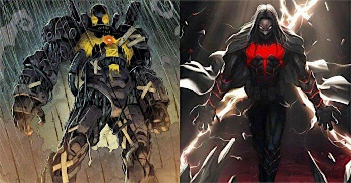 Marvel revela as verdadeiras identidades de dois grandes vilões do Venon