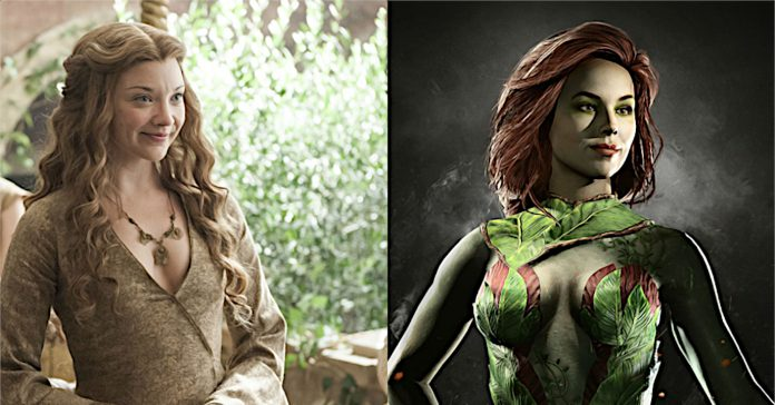 Veja Natalie Dormer se tornar Poison Ivy para 'The Batman' de Robert Pattinson