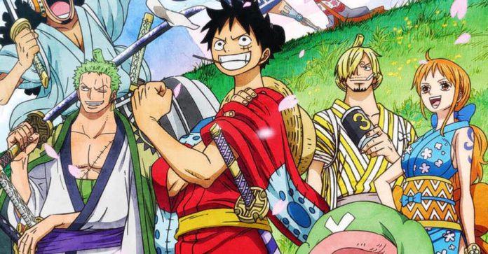 One Piece a invasão Onigashima entra em guerra Review cap. 991